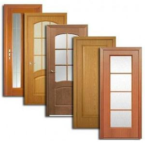 Двери, дверные блоки Дровяной
