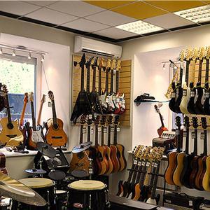 Музыкальные магазины Дровяной