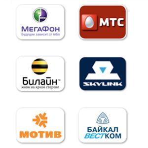 Операторы сотовой связи Дровяной