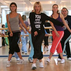Школы танцев Дровяной