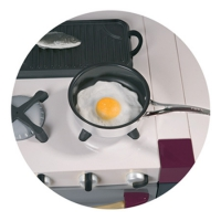 The Quick Brown Fox Cafe - иконка «кухня» в Дровяной