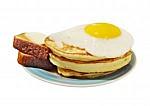 Casual bar MIX - иконка «завтрак» в Дровяной